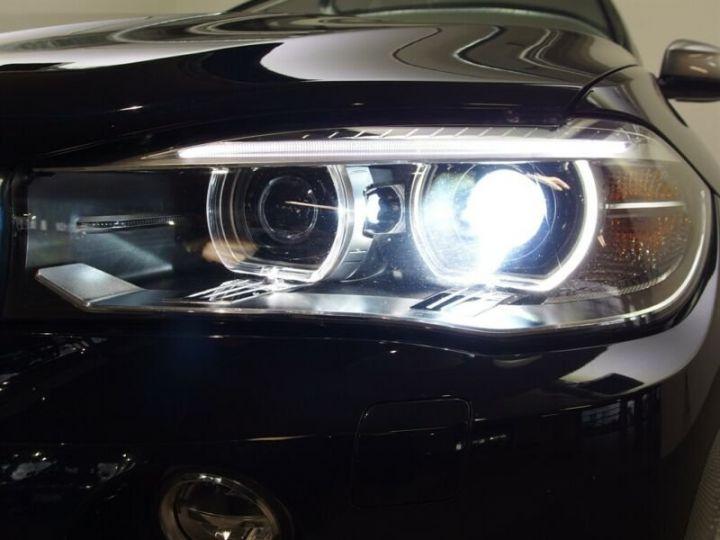 BMW X6 M50D  NOIR CARBON - 14