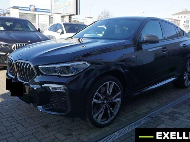 BMW X6 M50D NOIR PEINTURE METALISE  Occasion - 1