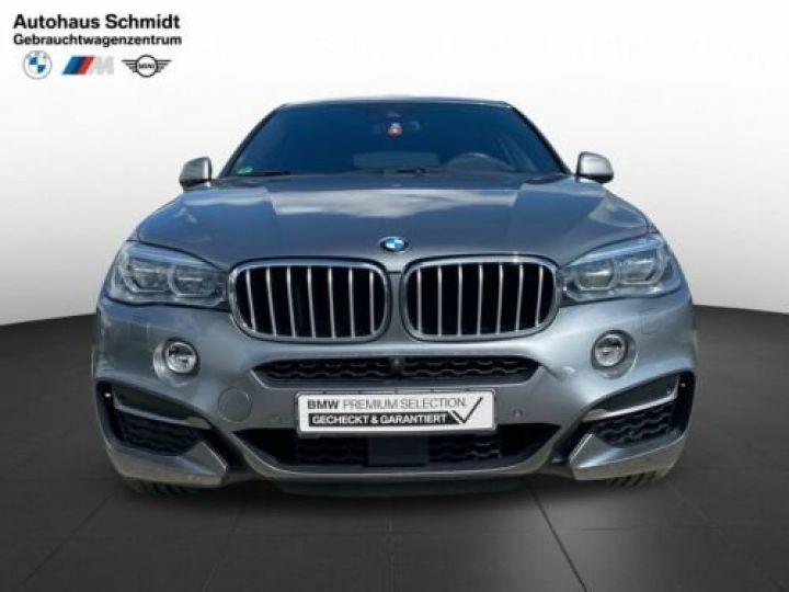 BMW X6 M50d / Toit Panoramique / Jantes 21 pouces / Garantie 12 mois Gris métallisée  - 1