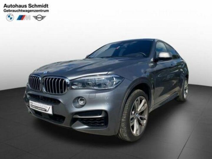 BMW X6 M50d / Toit Panoramique / Jantes 21 pouces / Garantie 12 mois Gris métallisée  - 2