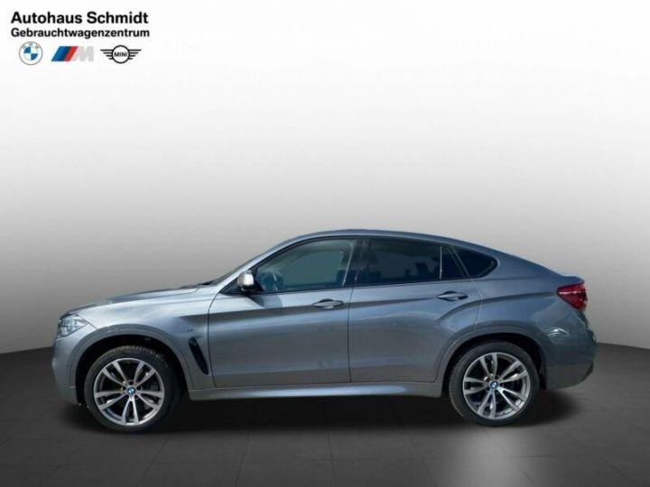 BMW X6 M50d / Toit Panoramique / Jantes 21 pouces / Garantie 12 mois Gris métallisée  - 3