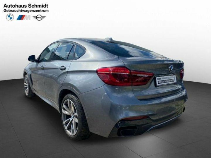 BMW X6 M50d / Toit Panoramique / Jantes 21 pouces / Garantie 12 mois Gris métallisée  - 4