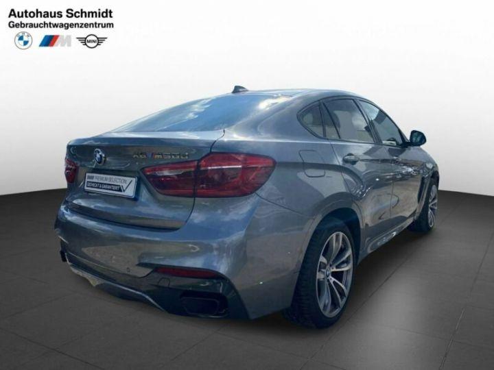 BMW X6 M50d / Toit Panoramique / Jantes 21 pouces / Garantie 12 mois Gris métallisée  - 6