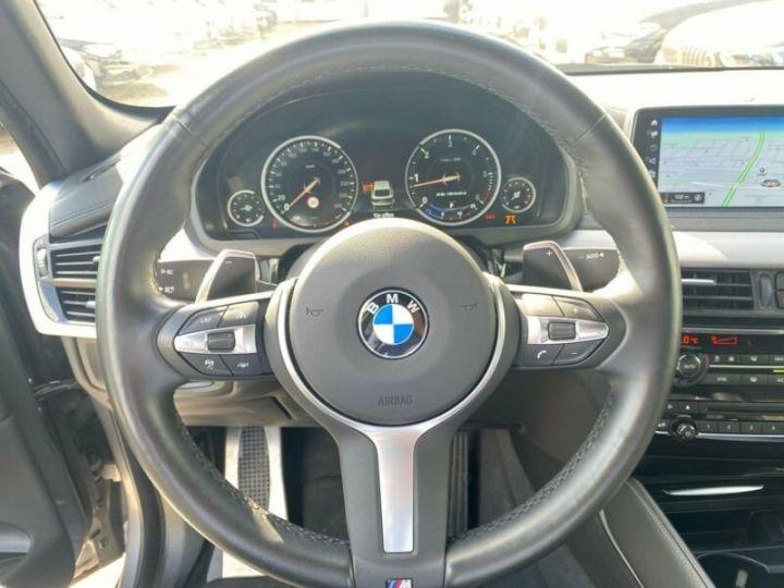 BMW X6 M50d / Toit Panoramique / Jantes 21 pouces / Garantie 12 mois Gris métallisée  - 11