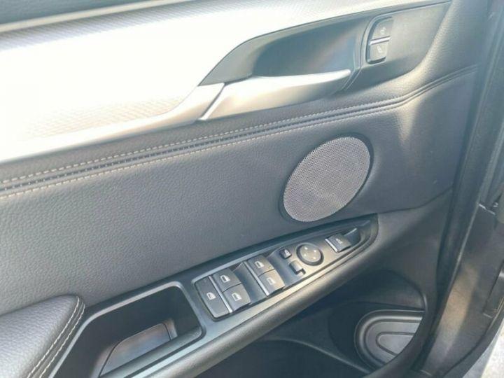 BMW X6 M50d / Toit Panoramique / Jantes 21 pouces / Garantie 12 mois Gris métallisée  - 13