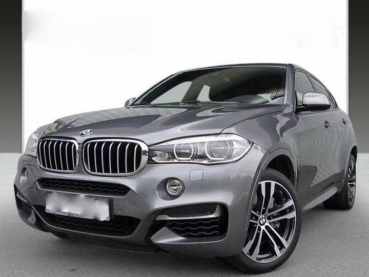 BMW X6 M5Od XDrive  gris - 1