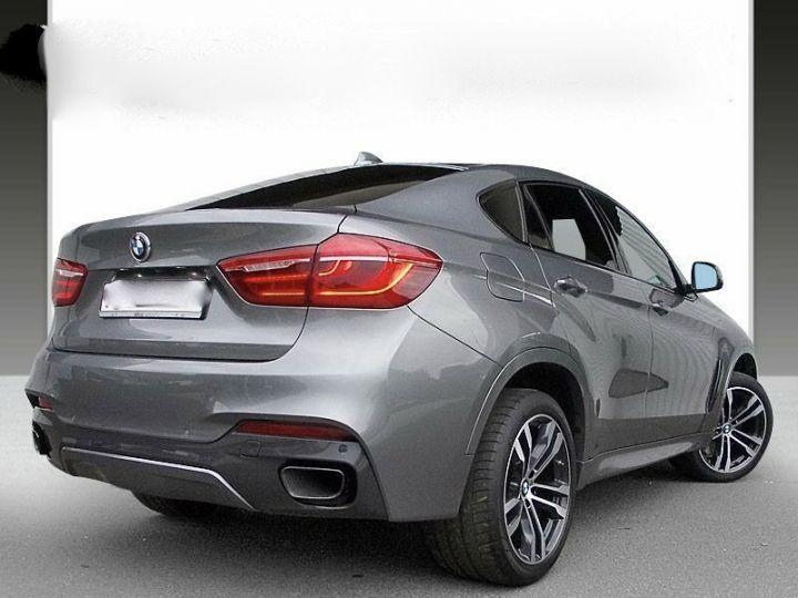 BMW X6 M5Od XDrive  gris - 2
