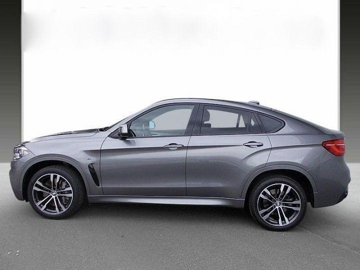 BMW X6 M5Od XDrive  gris - 3