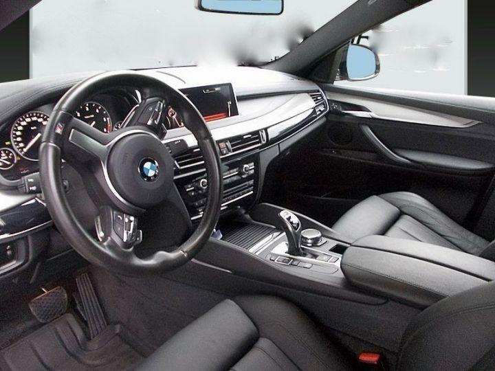 BMW X6 M5Od XDrive  gris - 4