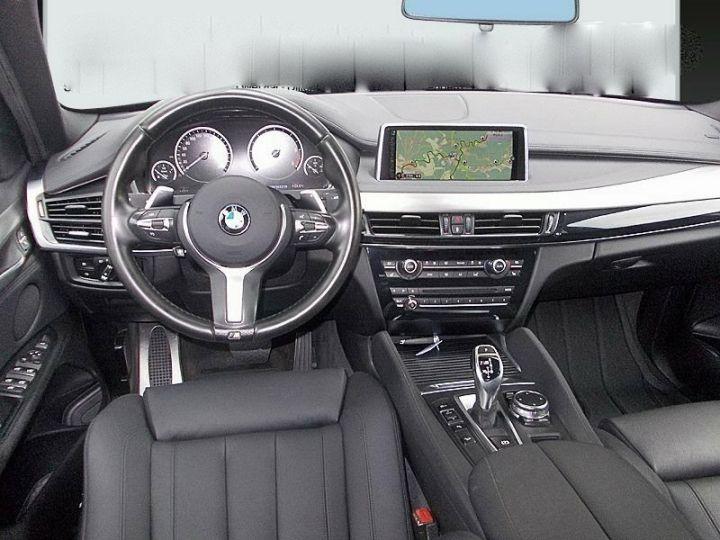 BMW X6 M5Od XDrive  gris - 5
