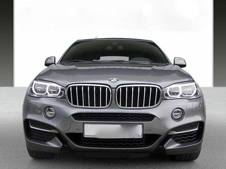 BMW X6 M5Od XDrive  gris - 6