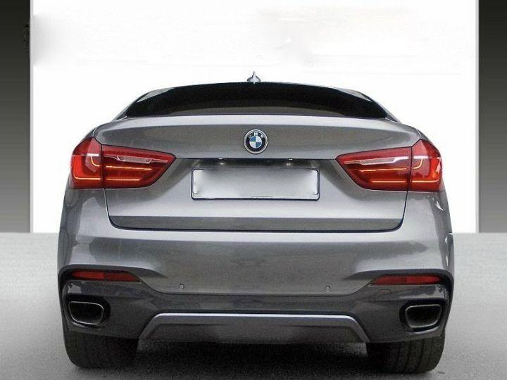 BMW X6 M5Od XDrive  gris - 7