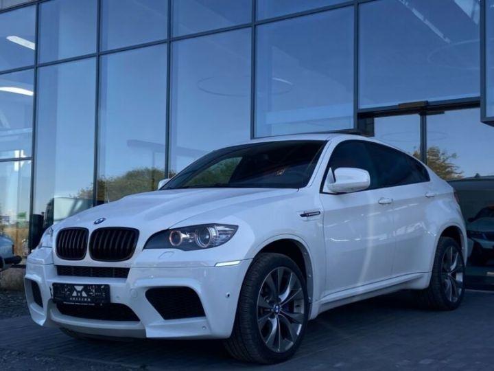 BMW X6 # X6 M Akrapovic Brun Peinture métallisée - 1