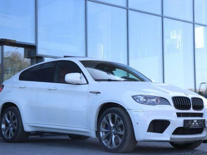 BMW X6 # X6 M Akrapovic Brun Peinture métallisée - 3