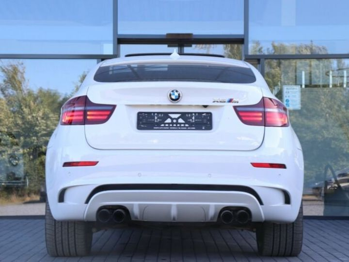 BMW X6 # X6 M Akrapovic Brun Peinture métallisée - 4