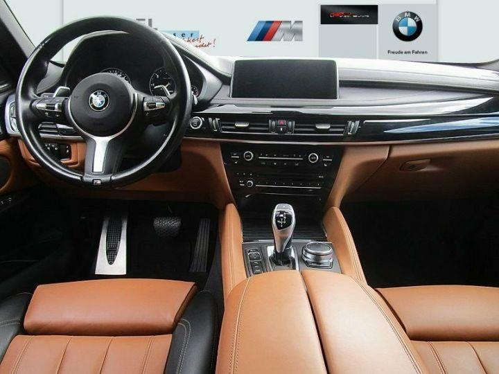 BMW X6 # X6 M50d M # 1ere Main # Gtie # Noir Peinture métallisée - 4