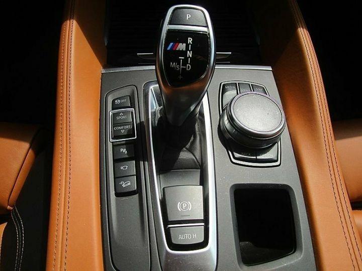 BMW X6 # X6 M50d M # 1ere Main # Gtie # Noir Peinture métallisée - 5
