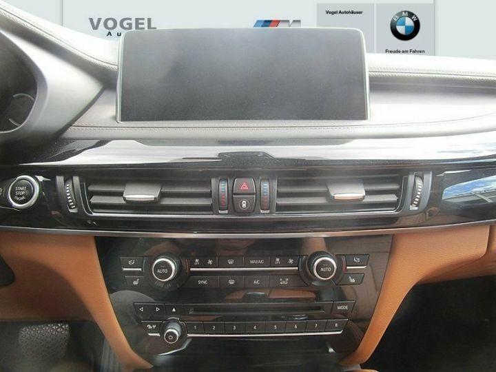 BMW X6 # X6 M50d M # 1ere Main # Gtie # Noir Peinture métallisée - 6
