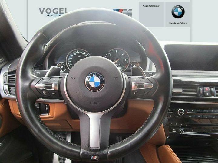 BMW X6 # X6 M50d M # 1ere Main # Gtie # Noir Peinture métallisée - 7