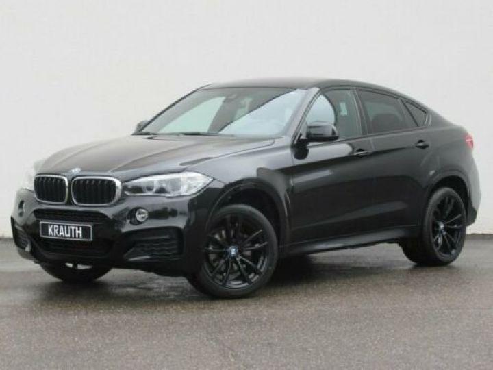 BMW X6 XDRIVE 30D 258 M SPORT BVA8 WIFI Livrée et garantie 12 mois *Attelage Noir Métal - 1