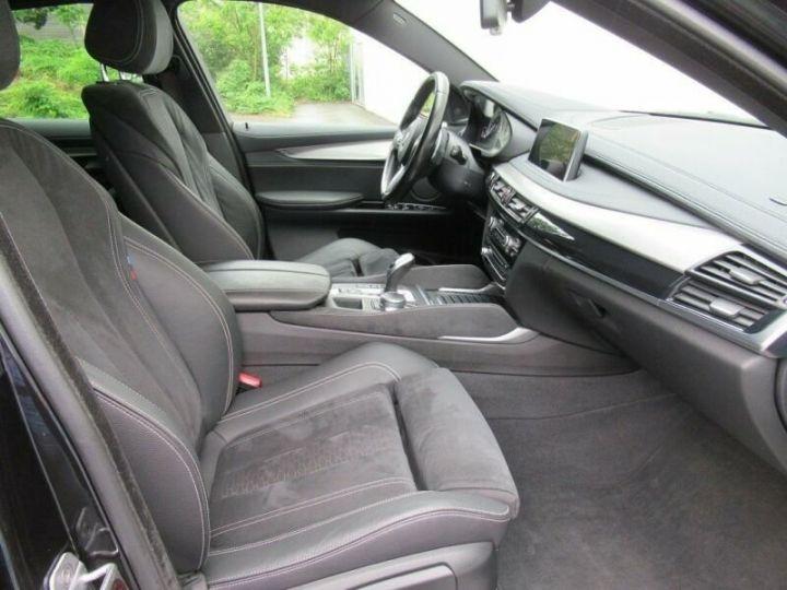 BMW X6 XDRIVE 30D 258 M SPORT BVA8 WIFI Livrée et garantie 12 mois *Attelage Noir Métal - 5