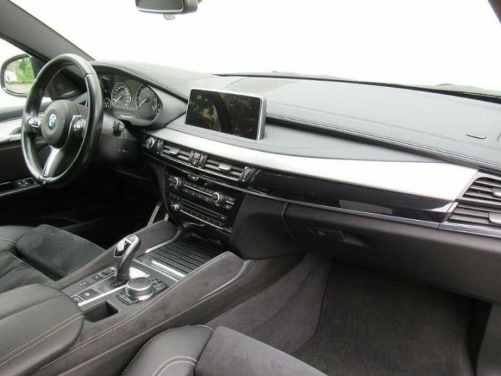 BMW X6 XDRIVE 30D 258 M SPORT BVA8 WIFI Livrée et garantie 12 mois *Attelage Noir Métal - 6