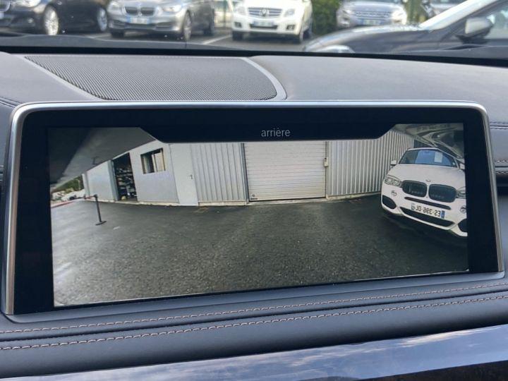 BMW X6 XDRIVE 40 D M-SPORT 313ch (F16) BVA8 BLANC - 21