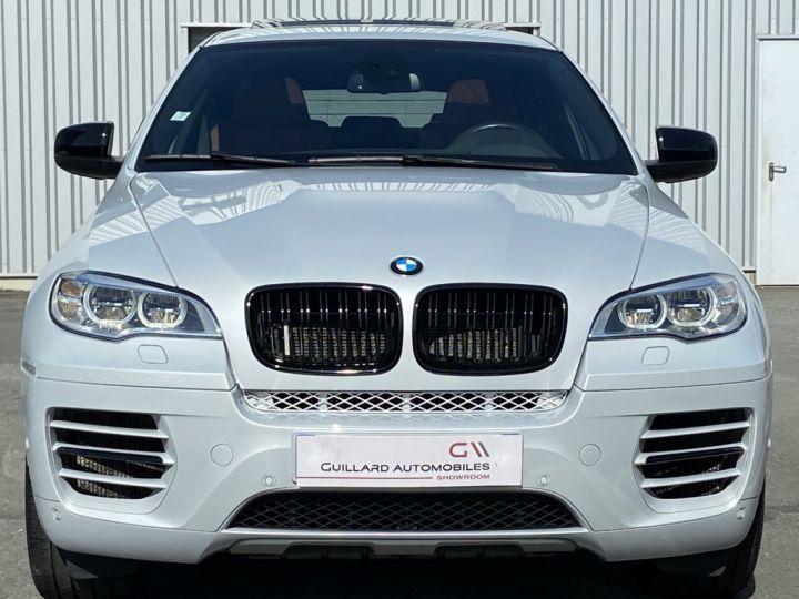 BMW X6 XDRIVE M50d 381ch (E71) BVA8 GRIS CLAIR - 2