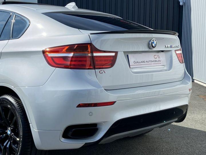 BMW X6 XDRIVE M50d 381ch (E71) BVA8 GRIS CLAIR - 6