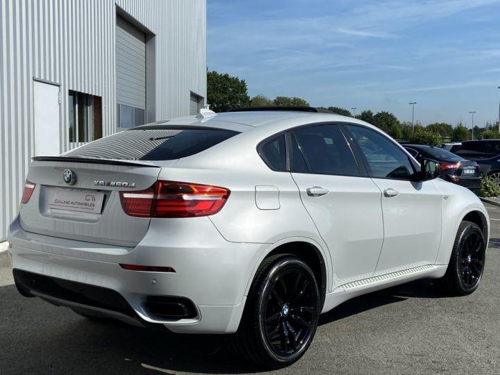 BMW X6 XDRIVE M50d 381ch (E71) BVA8 GRIS CLAIR - 7