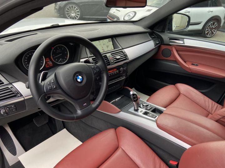 BMW X6 XDRIVE M50d 381ch (E71) BVA8 GRIS CLAIR - 9