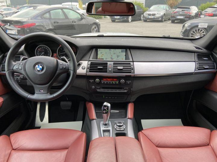 BMW X6 XDRIVE M50d 381ch (E71) BVA8 GRIS CLAIR - 10
