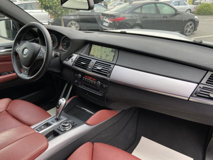 BMW X6 XDRIVE M50d 381ch (E71) BVA8 GRIS CLAIR - 11