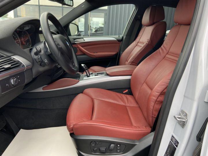 BMW X6 XDRIVE M50d 381ch (E71) BVA8 GRIS CLAIR - 12
