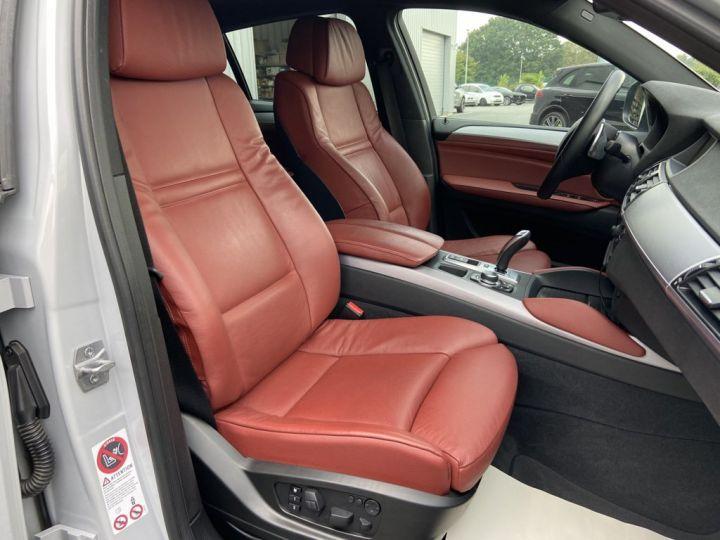 BMW X6 XDRIVE M50d 381ch (E71) BVA8 GRIS CLAIR - 14