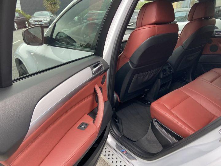 BMW X6 XDRIVE M50d 381ch (E71) BVA8 GRIS CLAIR - 15