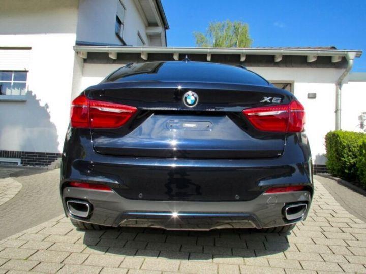 BMW X6 xDrive30d 258 ch M Sport A / Camera 360° / Toit Panoramique / Jantes 21 pouces / GPS / Garantie 12 mois  Noir métallisée  - 5