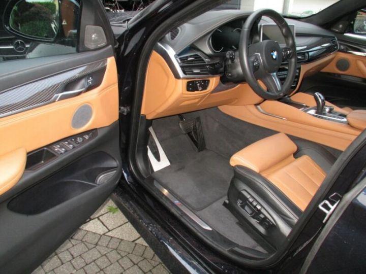 BMW X6 xDrive30d 258 ch M Sport A / Camera 360° / Toit Panoramique / Jantes 21 pouces / GPS / Garantie 12 mois  Noir métallisée  - 6