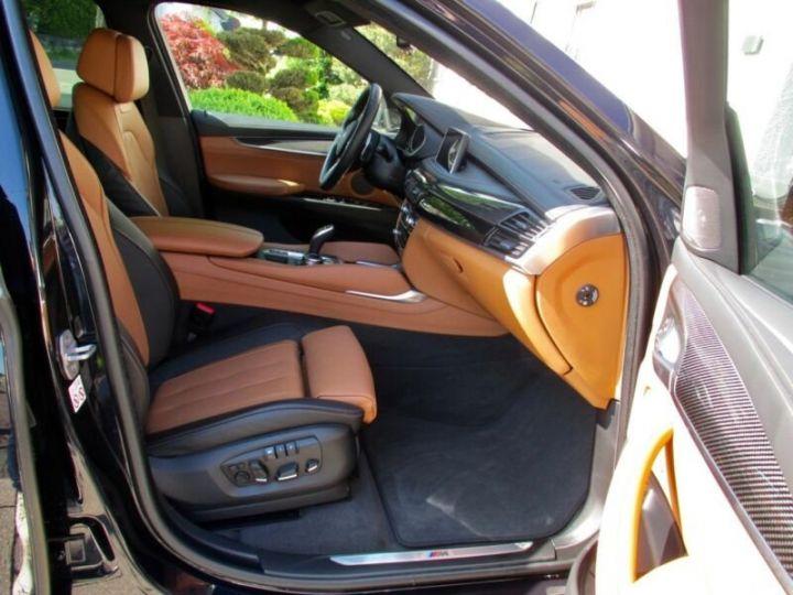 BMW X6 xDrive30d 258 ch M Sport A / Camera 360° / Toit Panoramique / Jantes 21 pouces / GPS / Garantie 12 mois  Noir métallisée  - 8