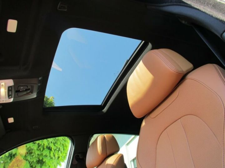 BMW X6 xDrive30d 258 ch M Sport A / Camera 360° / Toit Panoramique / Jantes 21 pouces / GPS / Garantie 12 mois  Noir métallisée  - 11