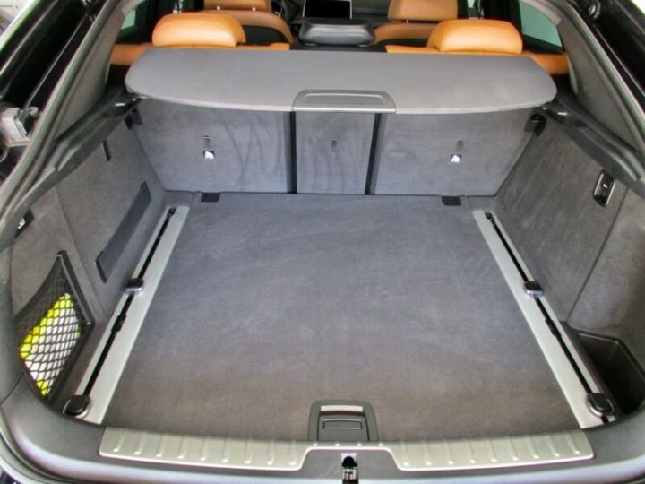 BMW X6 xDrive30d 258 ch M Sport A / Camera 360° / Toit Panoramique / Jantes 21 pouces / GPS / Garantie 12 mois  Noir métallisée  - 14