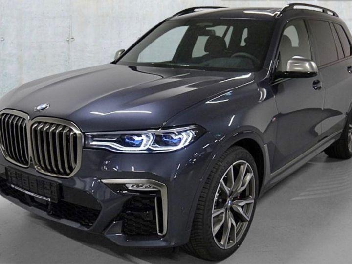 BMW X7 BMW X7 M50d - 7 places Gris - 1