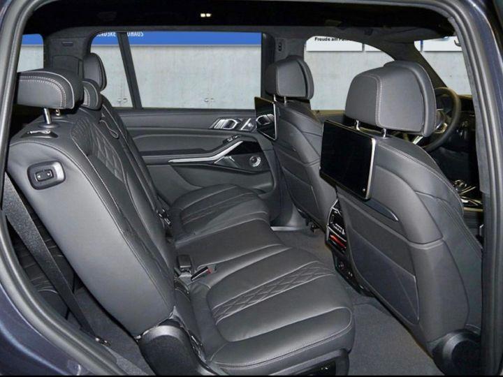 BMW X7 BMW X7 M50d - 7 places Gris - 5