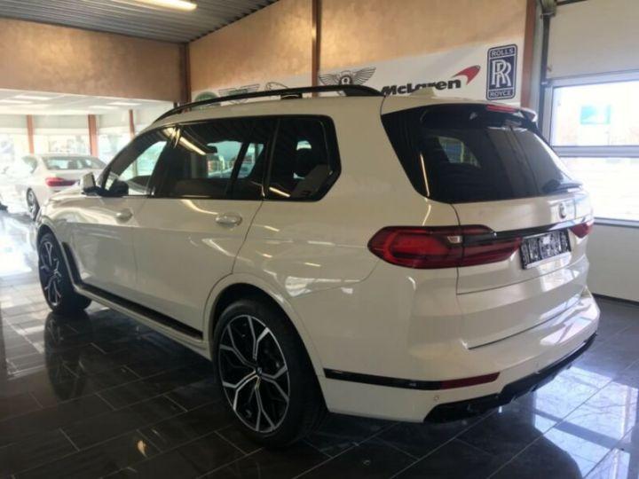 BMW X7  BMW X7 xDrive40i 340 ch BVA8 M Design Pure Excellence 2020 / Toit pano Blanc - 12