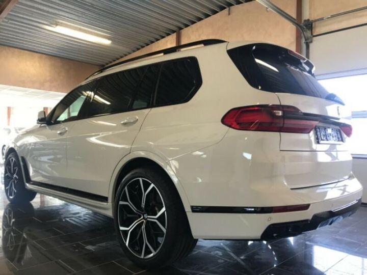 BMW X7  BMW X7 xDrive40i 340 ch BVA8 M Design Pure Excellence 2020 / Toit pano Blanc - 13