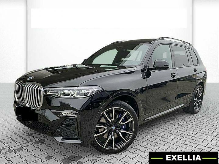 BMW X7 xDrive 30d M Sport  NOIR PEINTURE METALISE  Occasion - 1