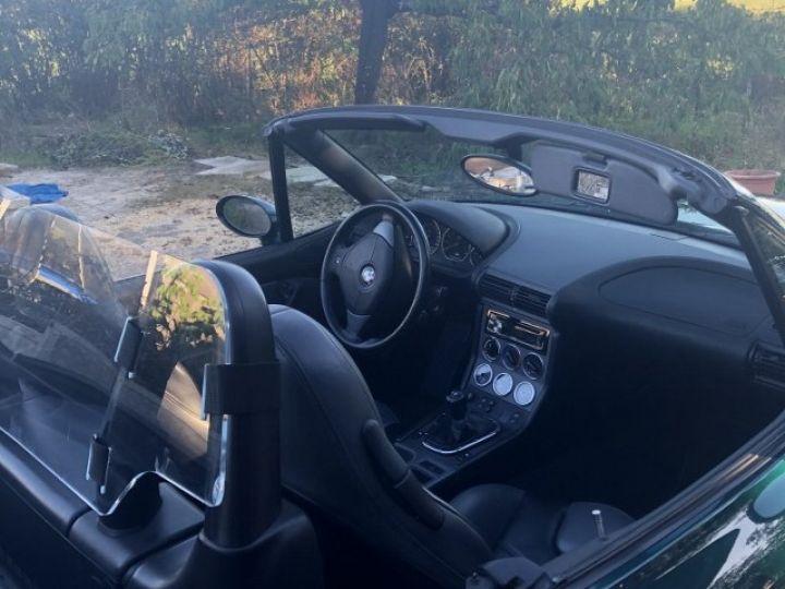 BMW Z3 ROADSTER M 3.2 L / 321cv (Année1997)  Vert metalisé - 5