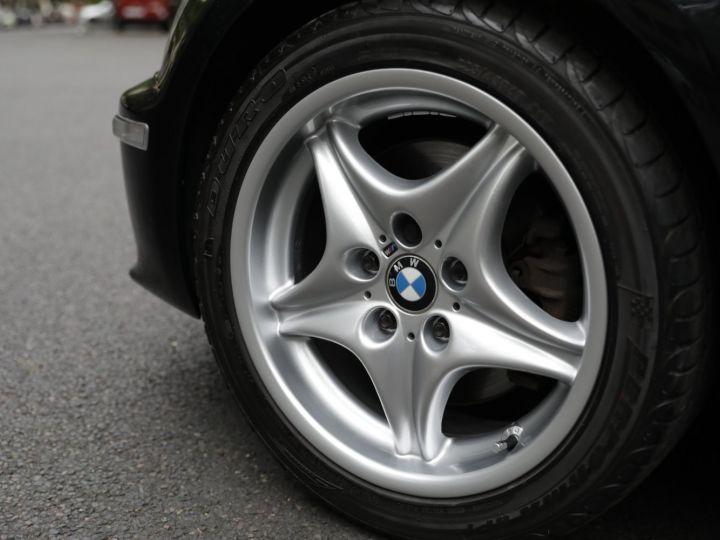 BMW Z3 Z3M ROADSTER 3.2 321CV NOIR - 13