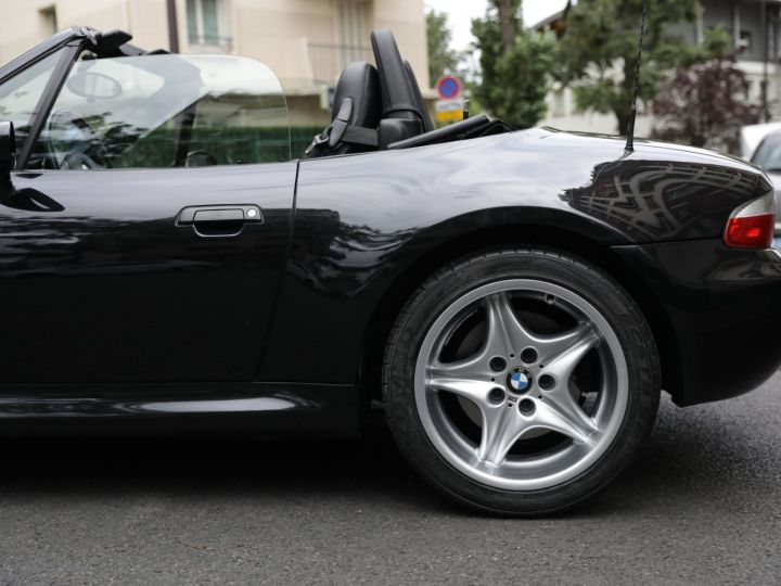 BMW Z3 Z3M ROADSTER 3.2 321CV NOIR - 14