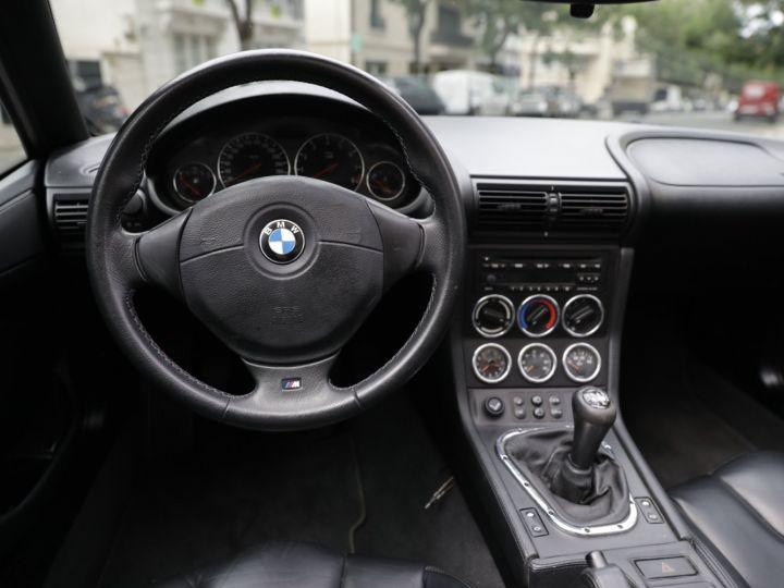 BMW Z3 Z3M ROADSTER 3.2 321CV NOIR - 16